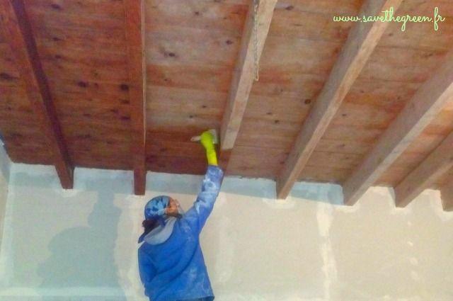 Rénovation écologique  traitement et protection du bois écolo