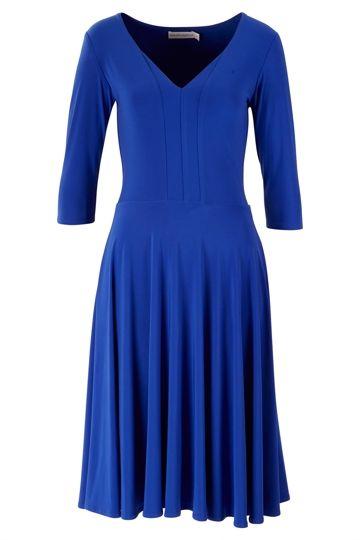 Leina Broughton Lola Dress - Womens Knee Length Dresses - Birdsnest Online Fashion#Rouge