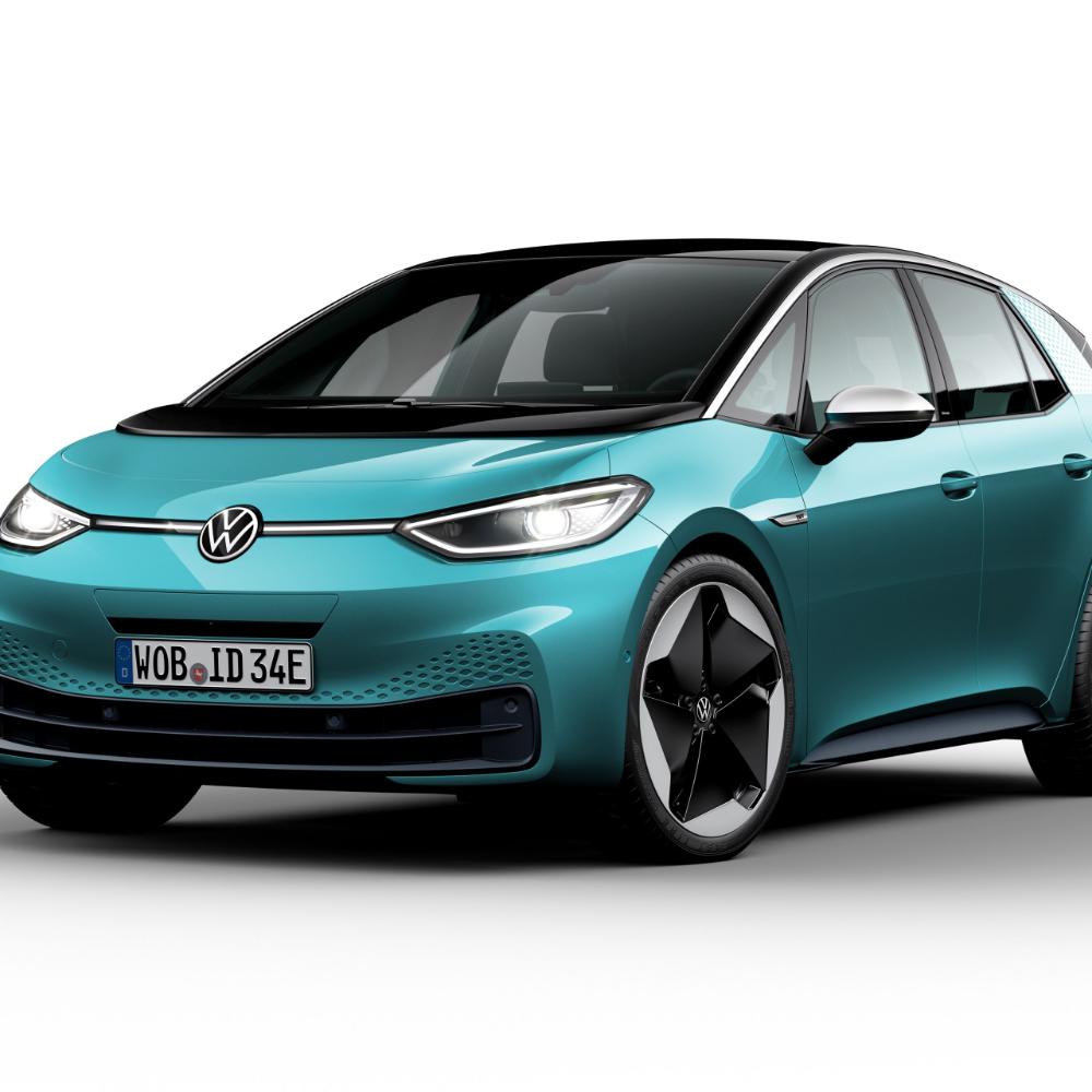 White Honda E Electric Car 2020 E Electric All Electric Cars Small Electric Cars