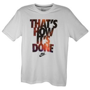 a3016589f6fa48 Nike Graphic T-Shirt - Men's - White/Multi | Men's Activewear Trends ...