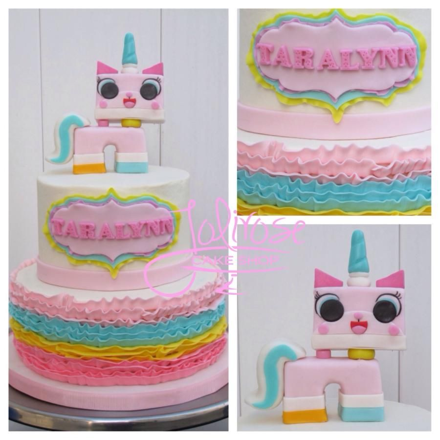 Had To Do Some Googling For This Unikitty. Lol. I Never