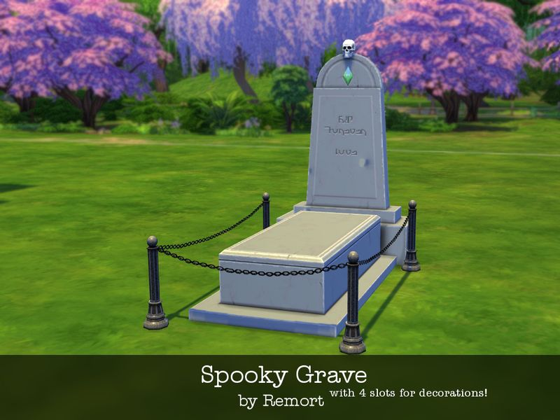 Remort's Spooky Grave