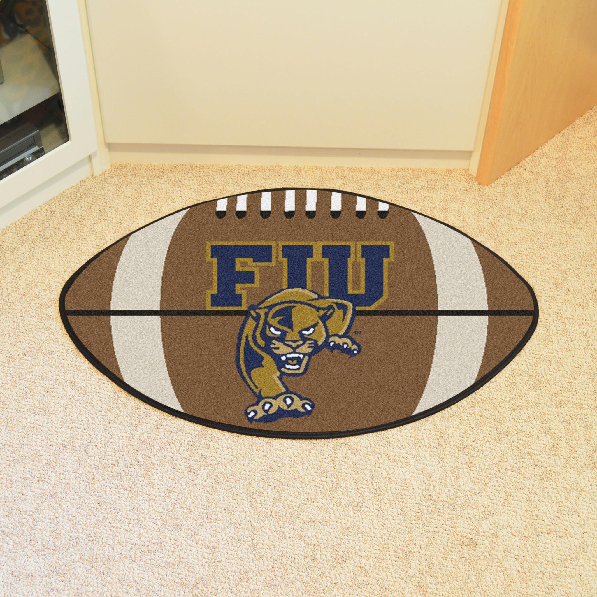 Florida international university football rug x products