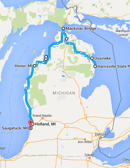 Here S How To Do A Pure Michigan Road Trip Like A Pro Michigan Road Trip Michigan Summer Michigan Travel