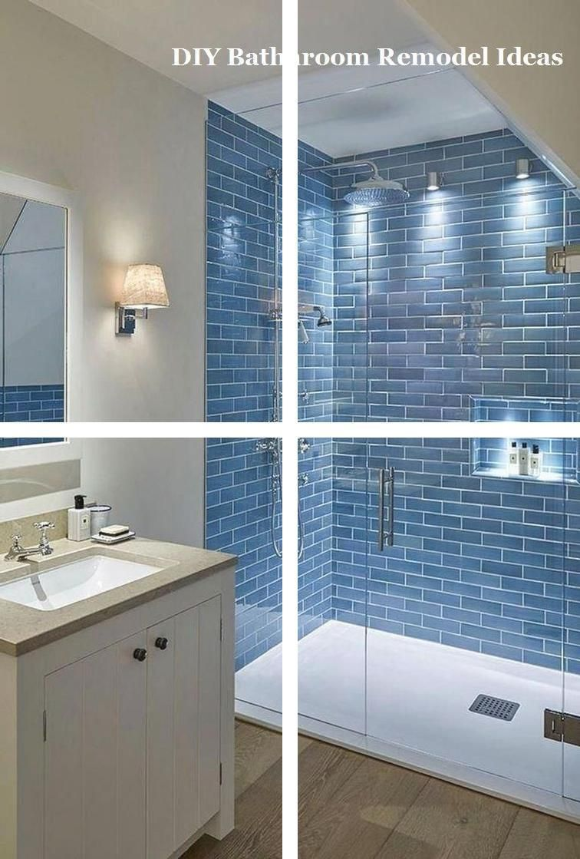 Bathroom Fittings Gray Bathroom Accessories Set Light Blue