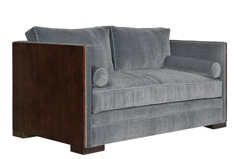 Like the boxy design...now, how to re-design my loveseat to look similar