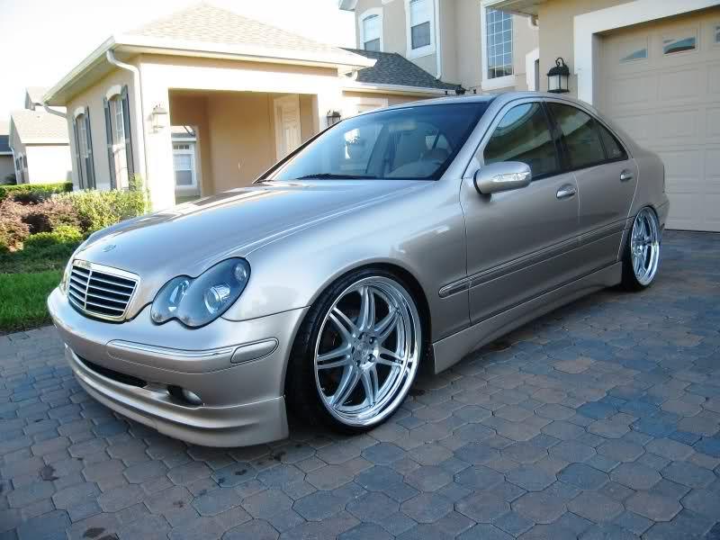 After market wheel s 2006 mercedes benz c230 google for Mercedes benz c230 kompressor 2006