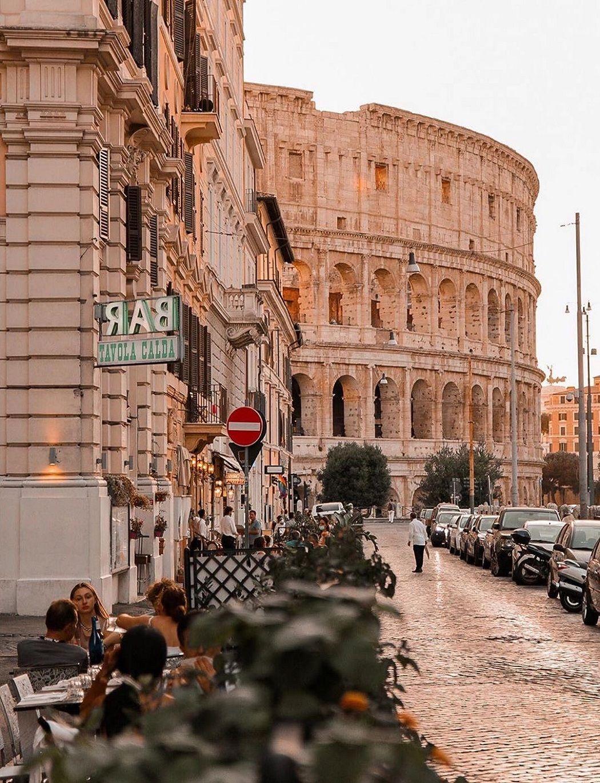 Rome Italy In 2020 Rome Italy Italy Street Rome