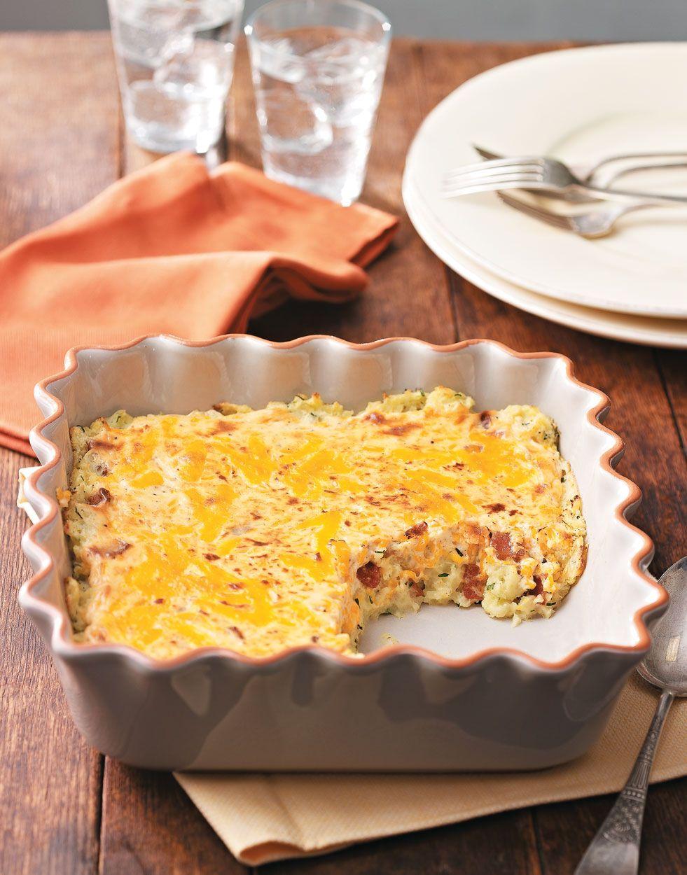 Mashed Potato Casserole Recipe In 2020 Potato Casserole Flavorful Recipes Mashed Potato Casserole