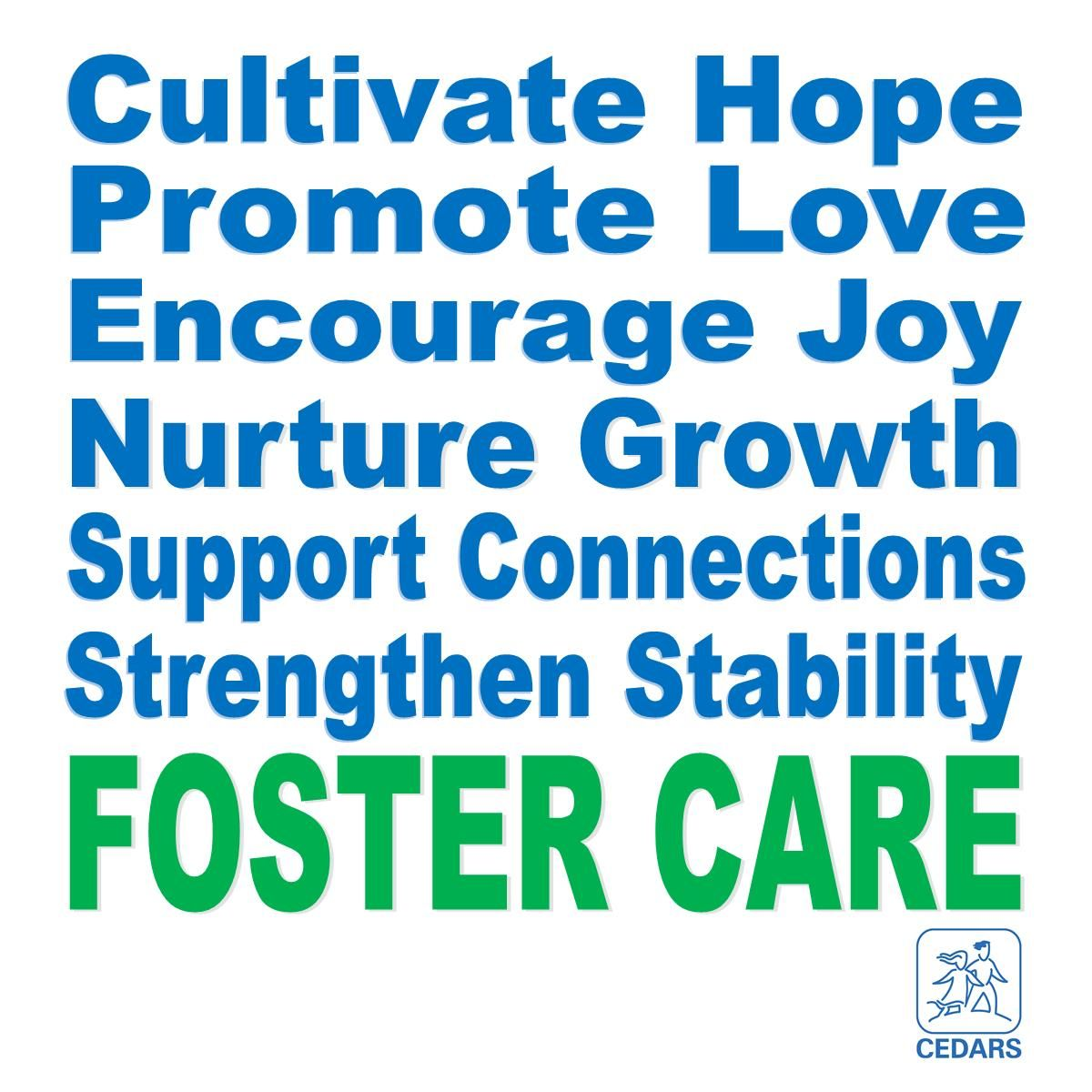 All these things.. The fosters, Foster care, Words