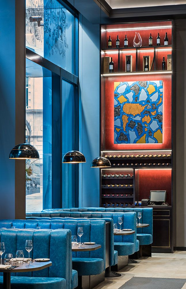 CasaGiardino M Restaurant London by Rene