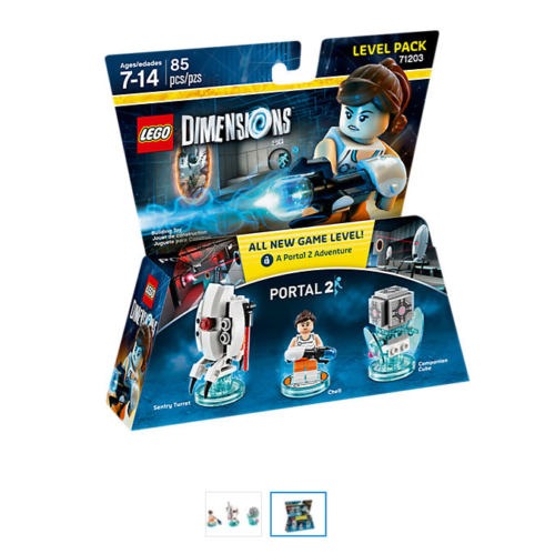 Details about New LEGO Dimensions Level Team Fun Packs Sealed ...