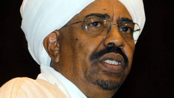 Wird mit internationalem Haftbefehl gesucht: Sudans Präsident Omar al Baschir
