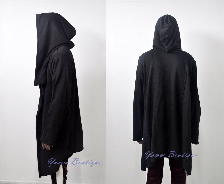 Assassin's Creed Men's Oversized Hood Cardigan Long | Etsy