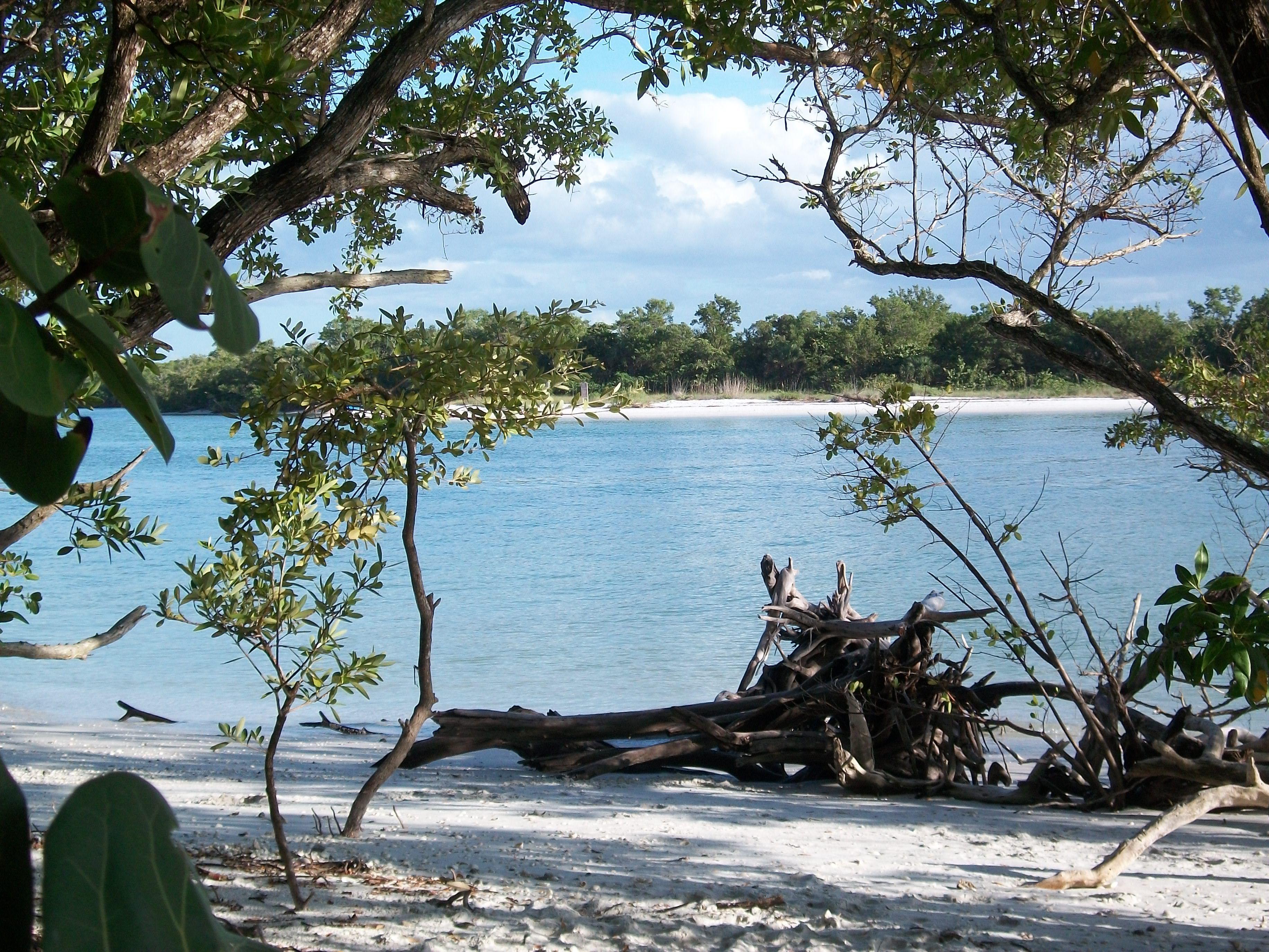 Wiggins Pass Barefoot Beach - Naples Florida Salt