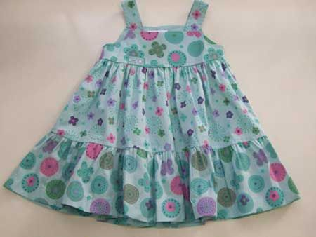 f07008779 Modelos de Vestidos Infantis  Fotos