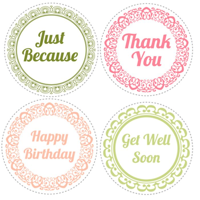 mason jar lid printables it s all in the jar pinterest jar