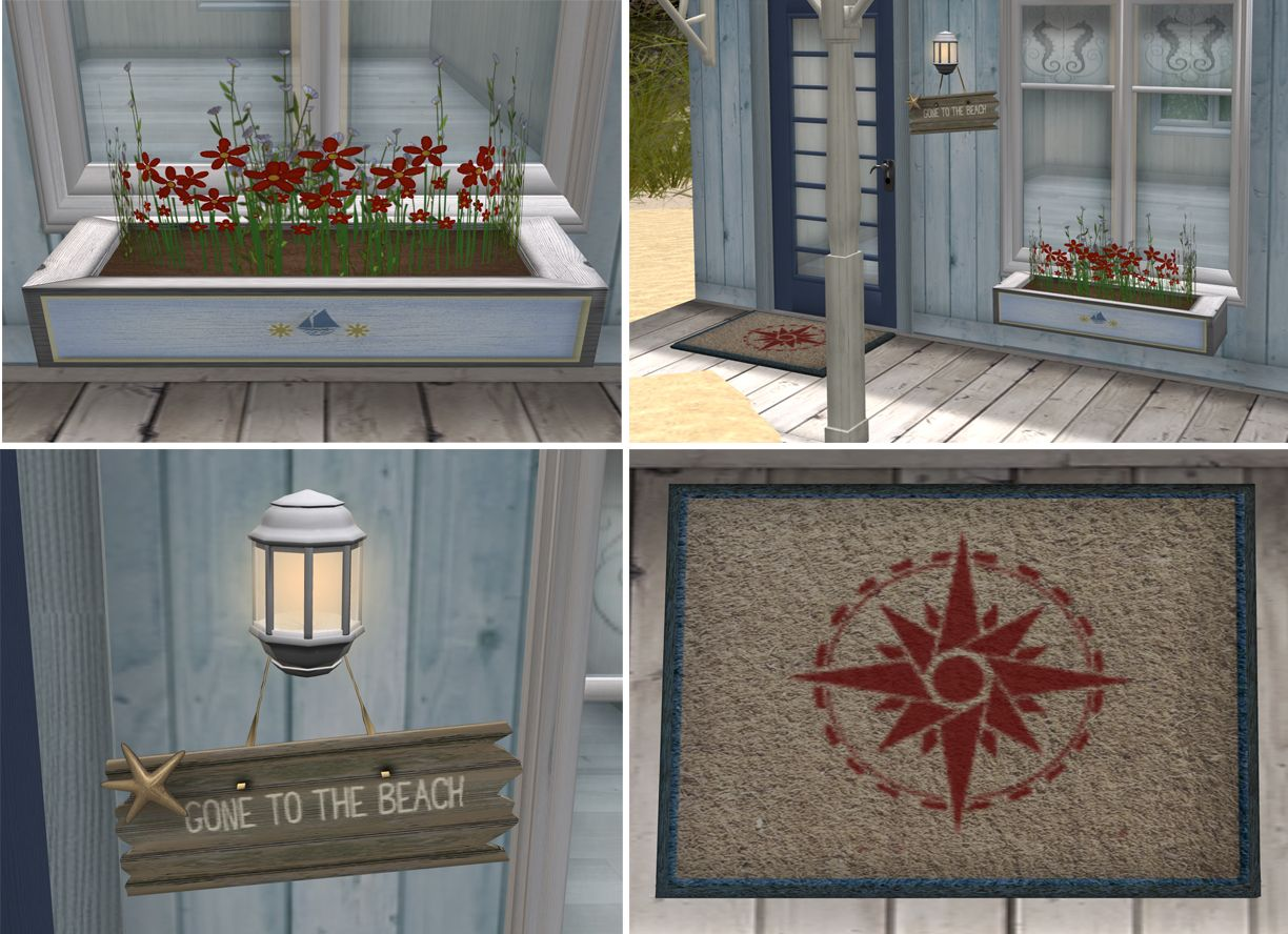 Nautical porch decor. Love the door mat | For the Home ...