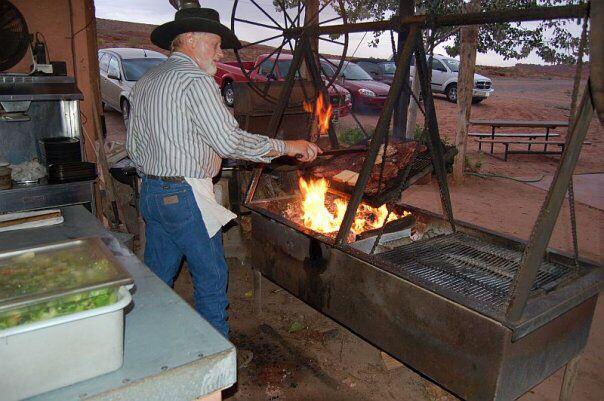 Swingin Steak Mexican Hat Utah Road Trip Outdoor Decor Trip