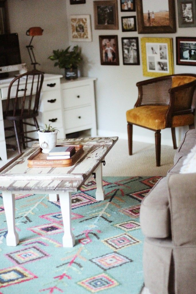 Living Room Update With Rugs Usa S Berber Moroccan Diamond Sm18