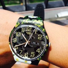 swatch women's camouflage - Google Search