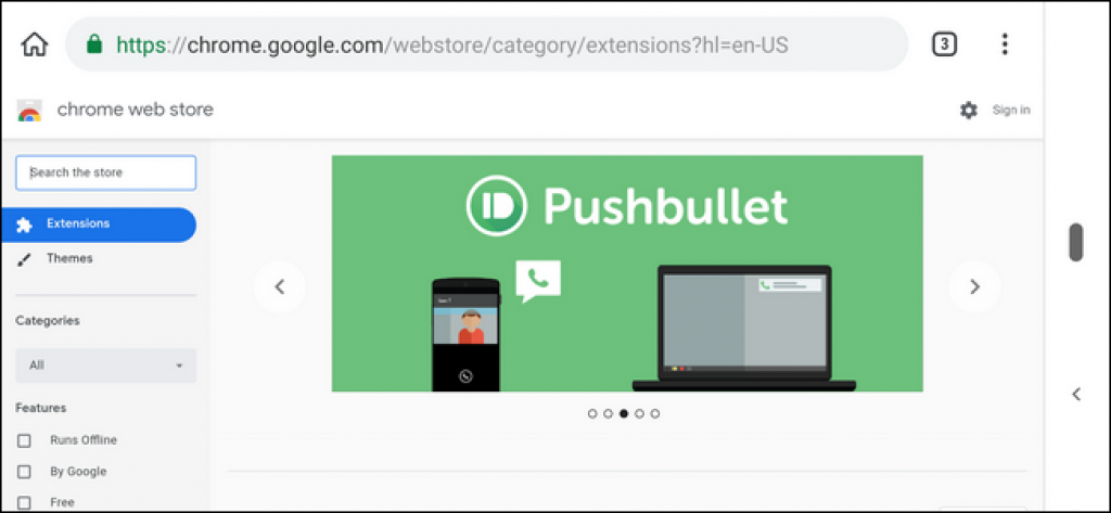 How to Install Desktop Chrome Extensions on Android