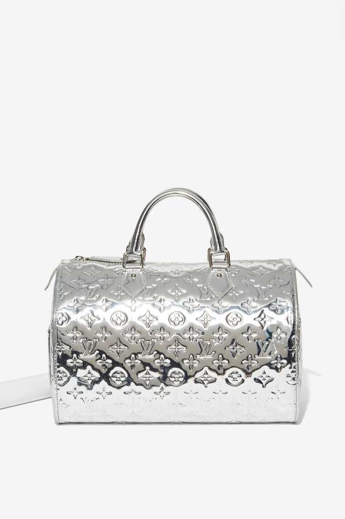 Vintage Louis Vuitton Miroir Speedy 30 Bag - Accessories