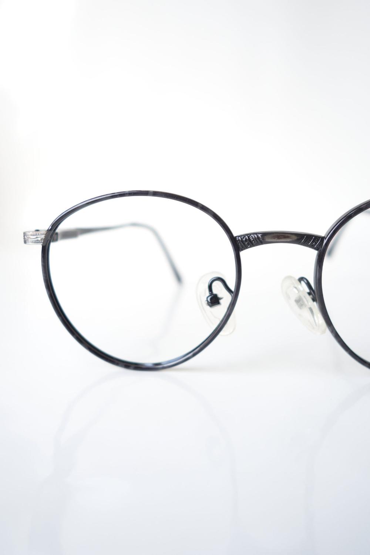 French Eyeglass Frames Womens Round Wire Rim Glasses Etsy Eyeglasses Frames Wire Rimmed Glasses Vintage Eyeglasses