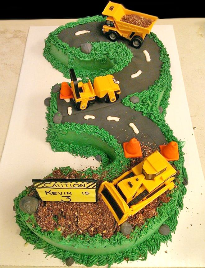 Cakespiration  12 Construction Cakes They U0026 39 Ll Really Dig
