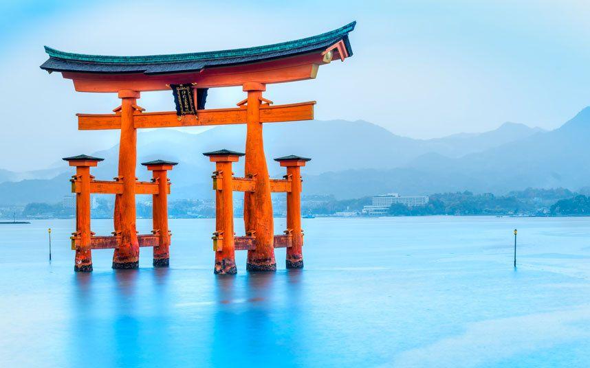 13 Strange And Beautiful Japanese Islands You Must Visit Japan Torii Gate Japan Image