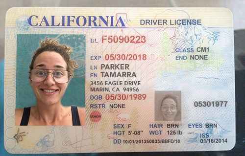 Vehicle Documents Certificate Feature Mail Writes Of Real Id Back Passport Snail Online The Motor California Me Department