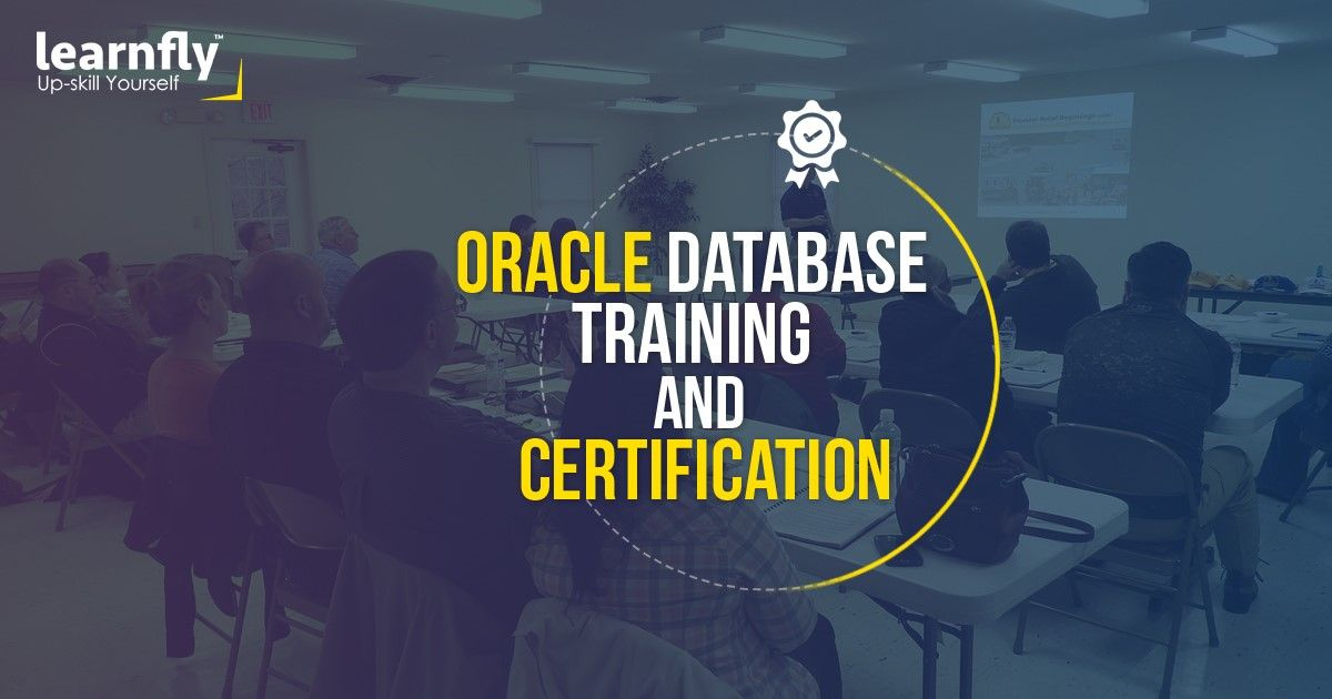 Oracle Database Training & Certification Maximise your career ...