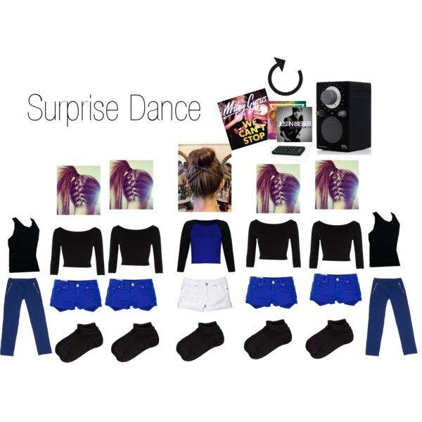 fancy surprise dance outfit ideas 16
