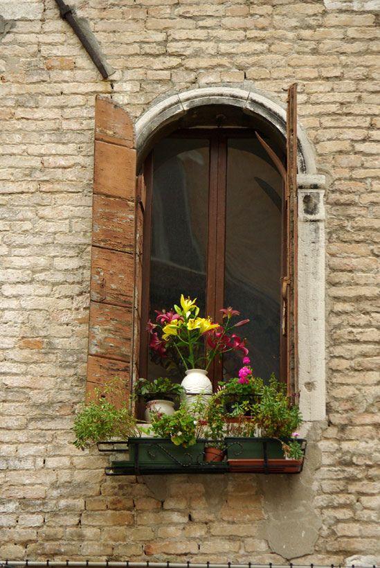 la finestra veneziana