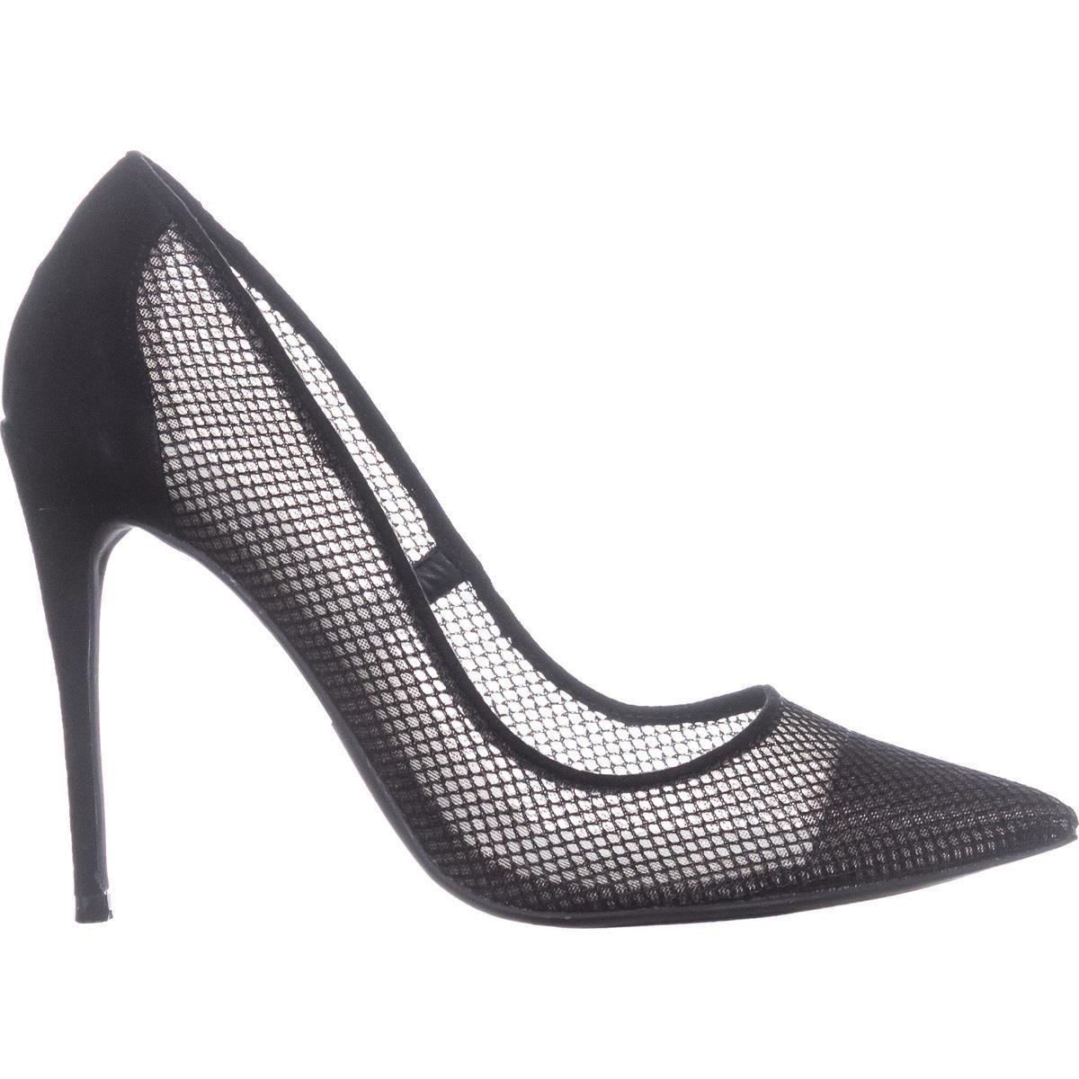 003bcf76ce9b Steve Maddel Darling Pointed Toe Pumps Black 9.5 US  pumps  heels   stevemadden  blackheels  mesh  shoes  stopping  style  trending  fashion   womensfashion
