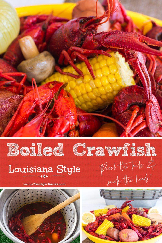 How To Boil Crawfish Louisiana Style The Cagle Diaries Recipe In 2020 Crawfish Boil Seasoning Crawfish Boil Recipe Crawfish Boil