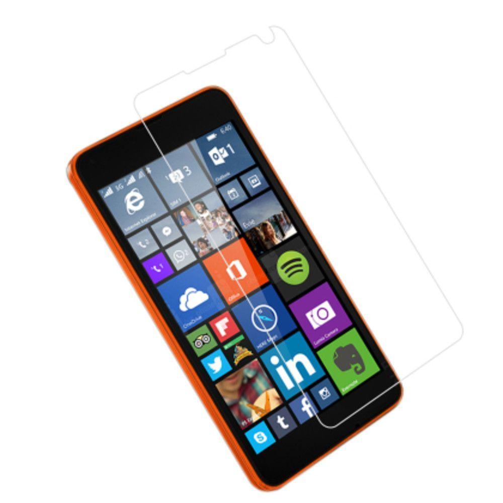 Reiko 0.33Mm Tempered Glass Screen Protector For Nokia Lumia 640 Lte / Microsoft Lumia 640 Microsoft Rm-1109