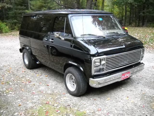 1978 Chevrolet G Series G20 Gmc Vans Custom Vans Chevy Van