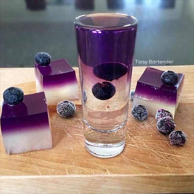 Purple Nurple Shot - TipsyBartender.com   Recipes   Drinks ...