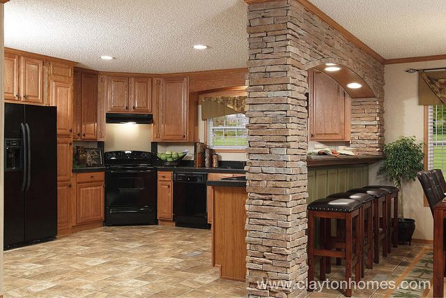 Buccaneer mobile homes buccaneer limited kitchen for Kitchen ideas limited