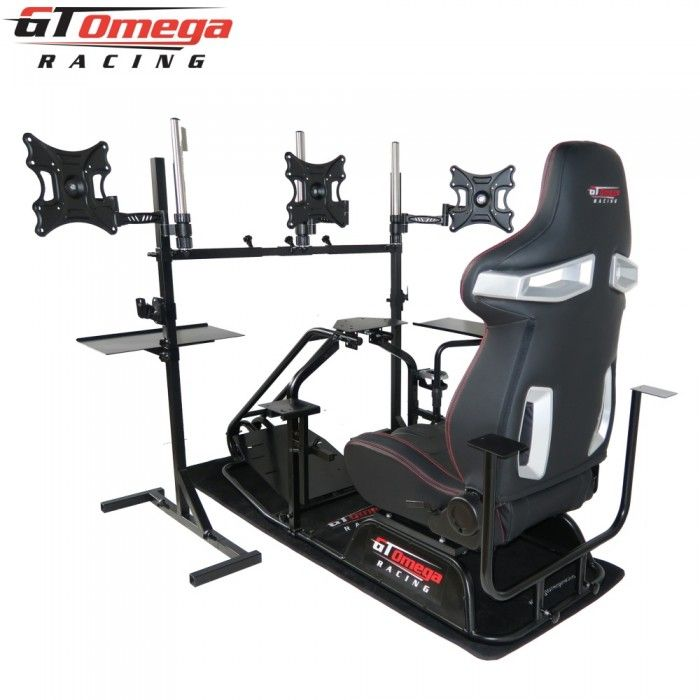 GT Omega Pro Racing Simulator Supreme - RS9 Seat | sim