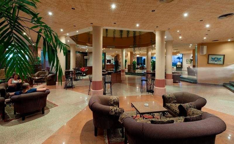 عرض عيد الفطر بفندق موفى جيت بيتش الغردقة Hotel Gate Welcome Decor