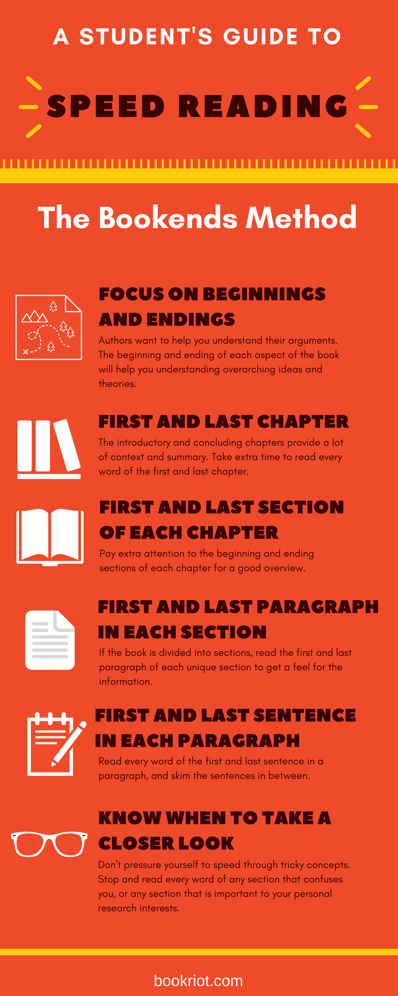 How to Read Faster: A Student's Guide to Speed Reading | Fun Ideas