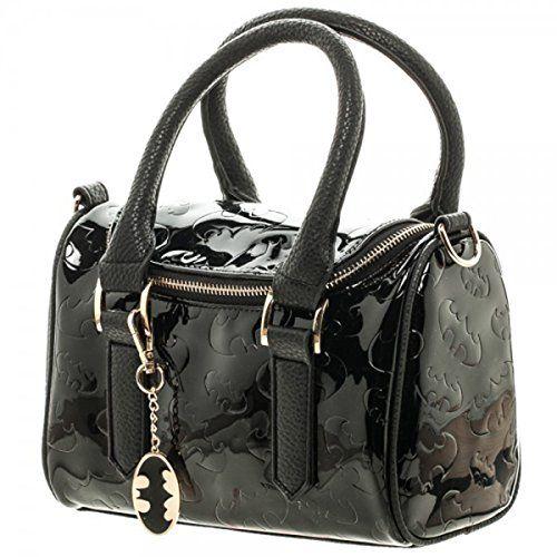 2469e5b7d94 Satchel Purse, Satchel Handbags, Batman Outfits, Batman And Superman, Batman  Stuff,
