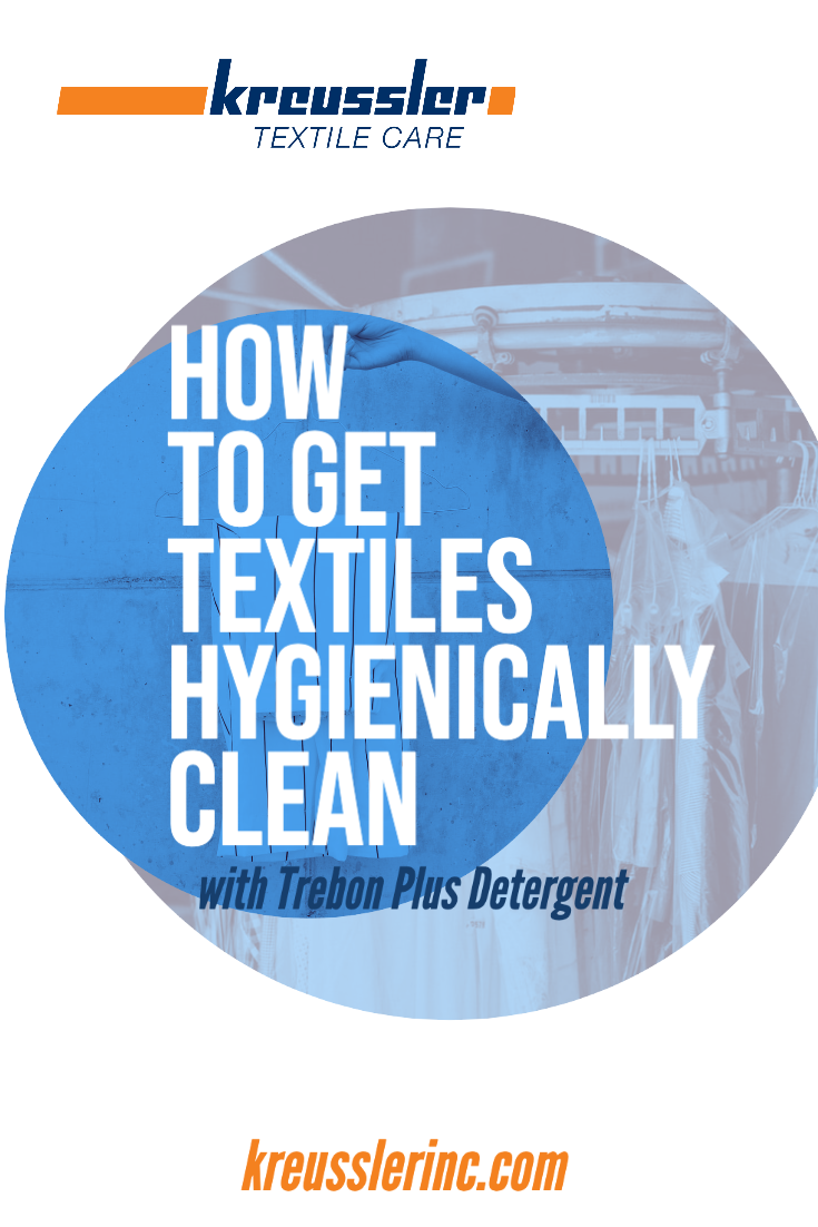 How To Get Textiles Hygienically Clean With Trebon Plus In 2020