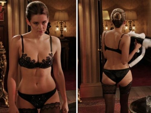 Consider, that Keeley hazell lingerie are