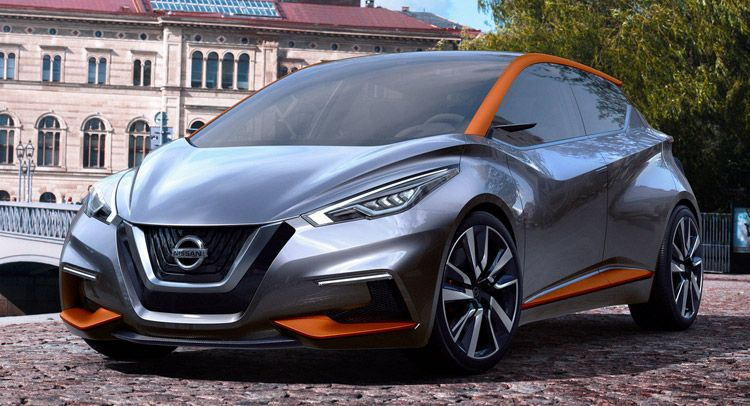 Future Cars Comming Out Before 2020 - 2017 Nissan Leaf Sway Concept ...