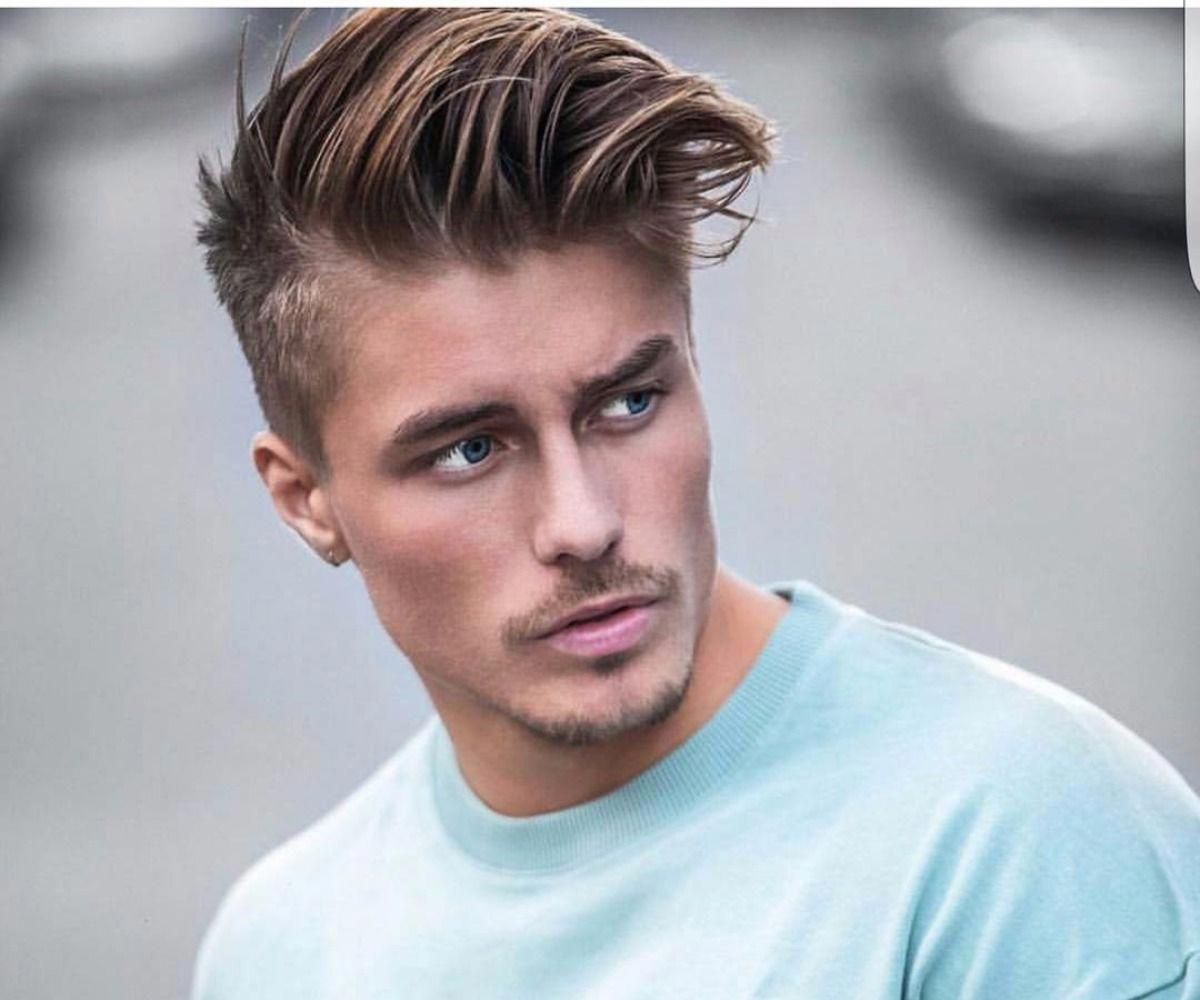 Sexy Hair Styles Guys Differentstylesformenshaircuts Mens New