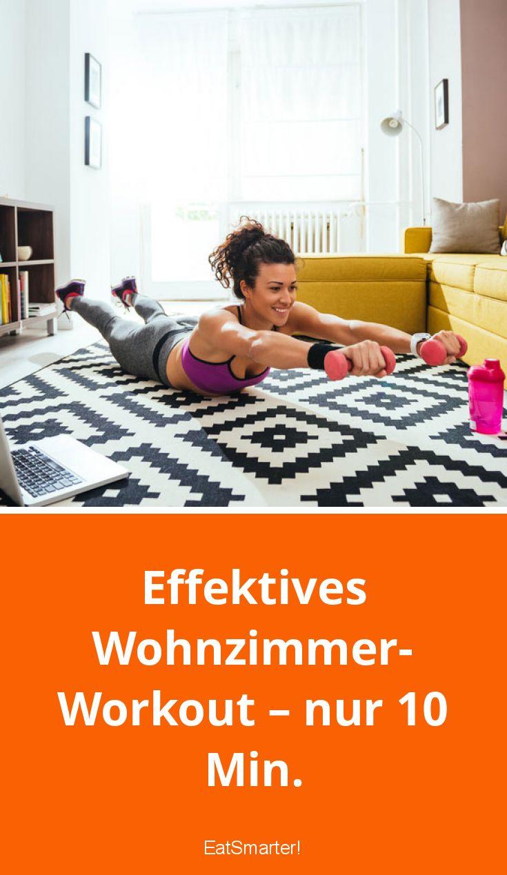 Photo of Effektives Training im Wohnzimmer – nur 10 min.