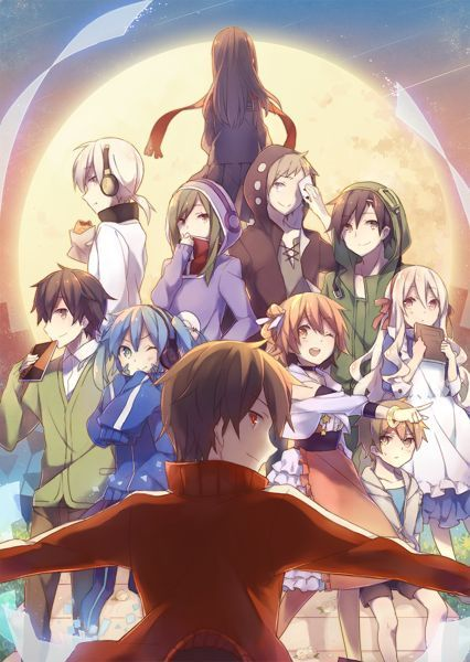 7 pic kagerou project